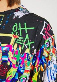 Jaded London - OVERSIZED - Triko spotiskem - multi-coloured - 5