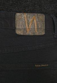 Nudie Jeans - HIGHTOP TILDE - Jeans Skinny Fit - sentimental black - 4