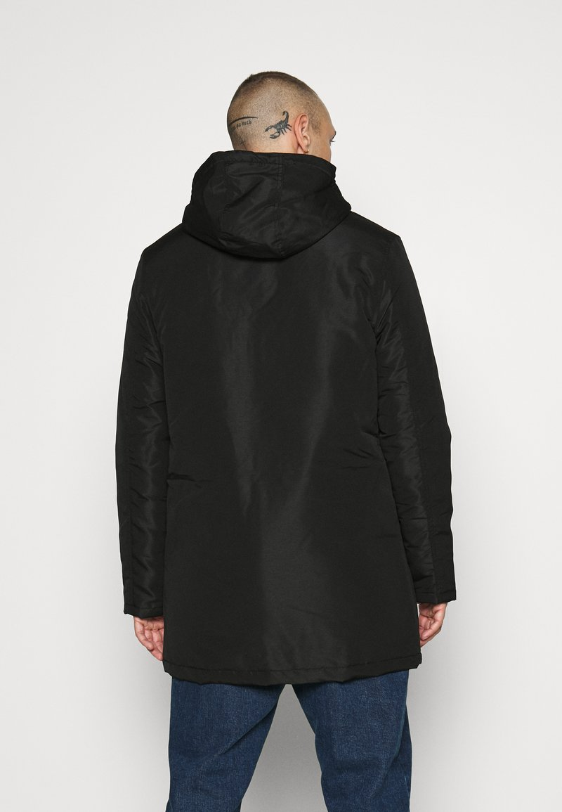 Brave Soul - AUSTIN - Winter coat - black