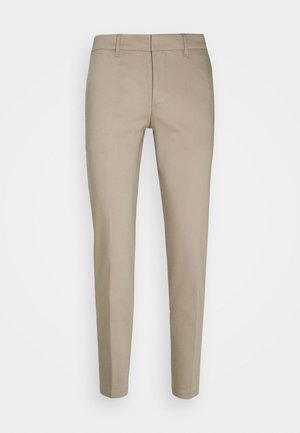 SIGHT - Trousers - camel