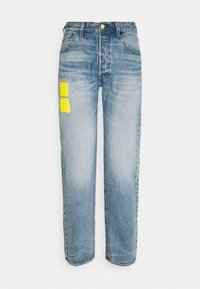 Levi's® - LEVI'S® X LEGO 501® '93 STRAIGHT - Jeans a sigaretta - studs on top - 5