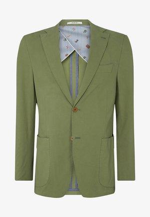 ELLIOT WASHED - Suit jacket - dark green