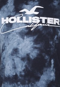 Hollister Co. - GRAPHIC - Print T-shirt - blue - 6