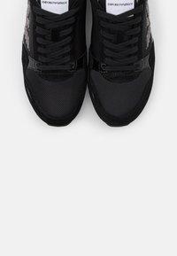 Emporio Armani - Zapatillas - black/grey - 4