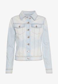 JACKET - Denim jacket - light blue