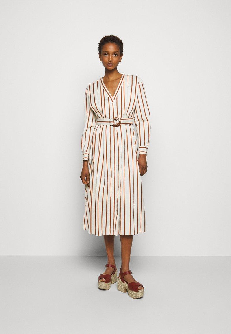 Claudie Pierlot - RAPSODIE - Maxi dress - multicoloured