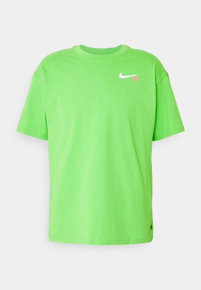 SB TEE UNISEX - T-shirt print - mean green