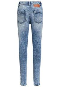 WE Fashion - SUPERSKINNY - Jeggings - blue - 4