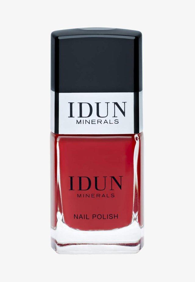 NAIL POLISH - Nail polish - rubin - red