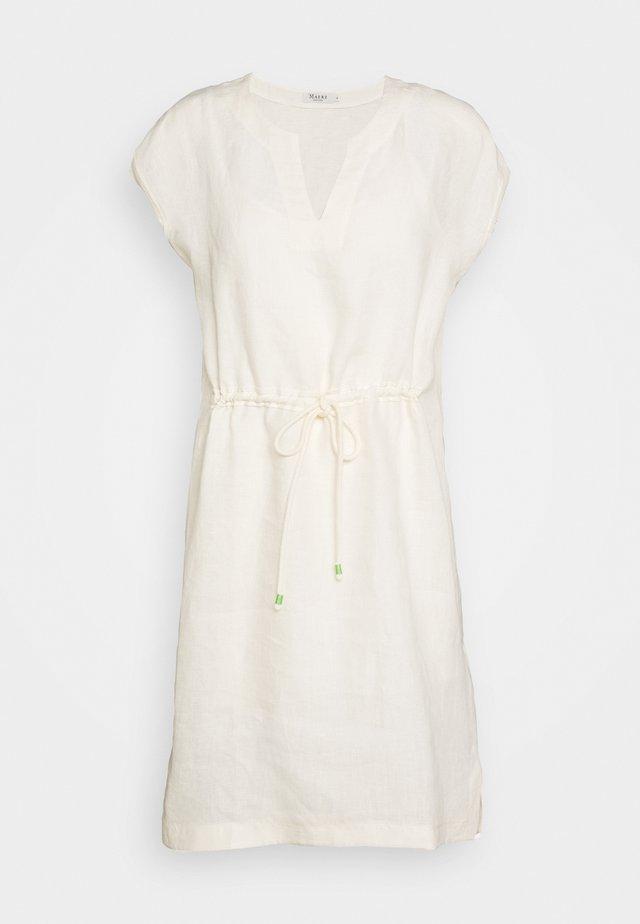 Korte jurk - mascapone