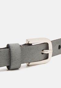 Vanzetti - Belt - medium grey - 2