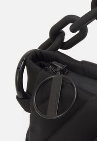 Marc Cain - SATCHEL BAG - Handbag - black - 3