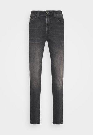 SIMON - Slim fit jeans - erno black