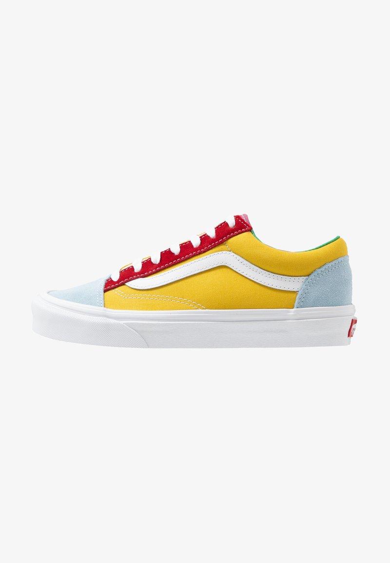 Vans - STYLE 36 - Trainers - multicolor/true white