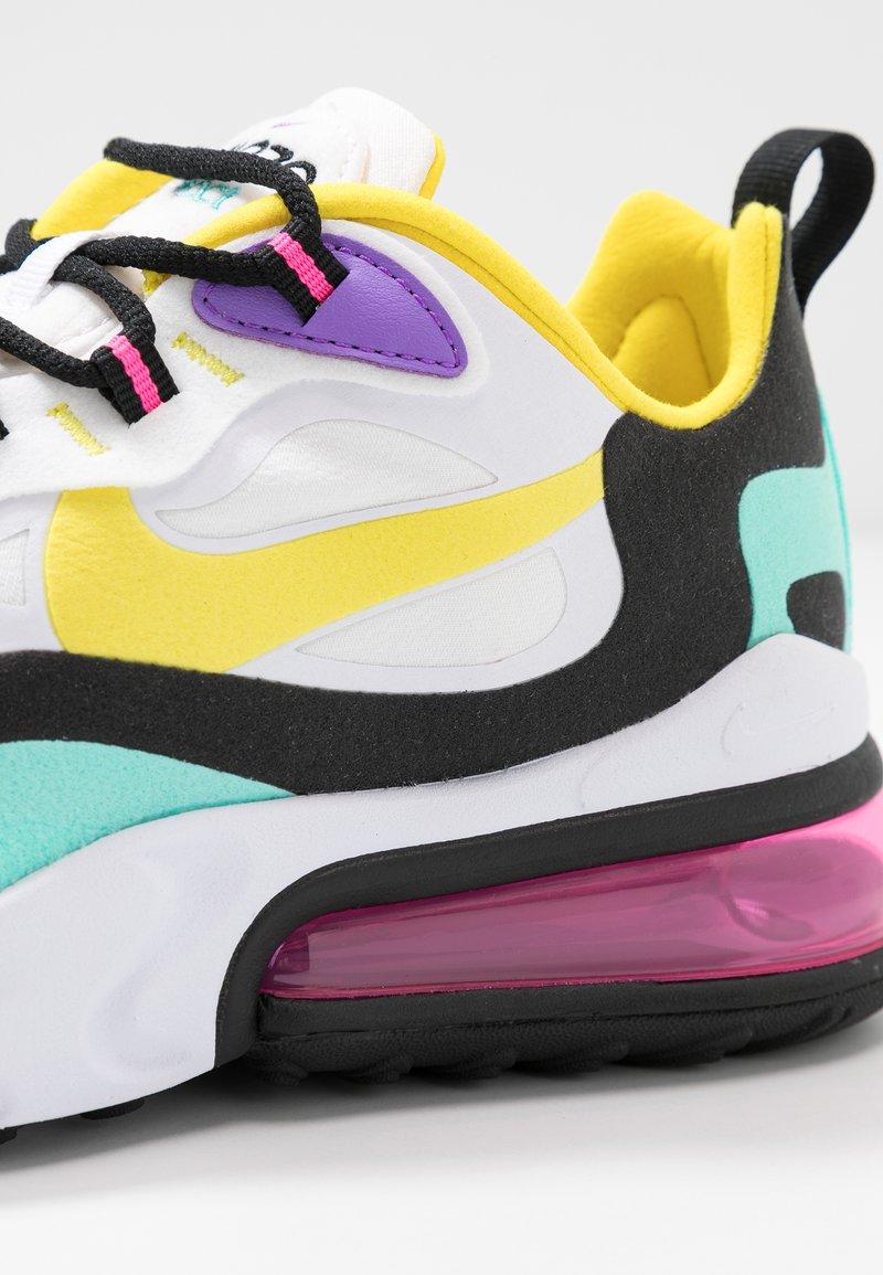 air max 270 pink and yellow