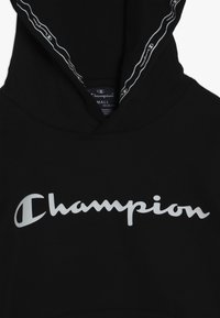 Champion - AMERICAN CLASSICS HOODED  - Sweat à capuche - black - 4