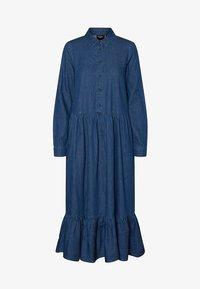 Vero Moda - Maxi dress - medium blue denim - 4
