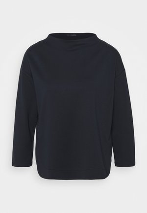 KAMADA - Long sleeved top - universe blue