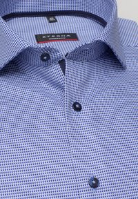 Eterna - LANGARM MODERN FIT - Shirt - blau - 4