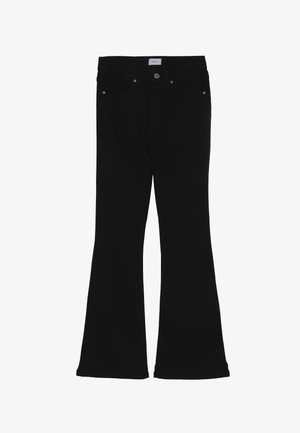 FLARE - Jean bootcut - black