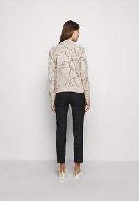 Lauren Ralph Lauren - Zip-up sweatshirt - farro heather - 2