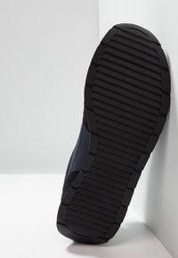 Emporio Armani - Trainers - black/blue - 4