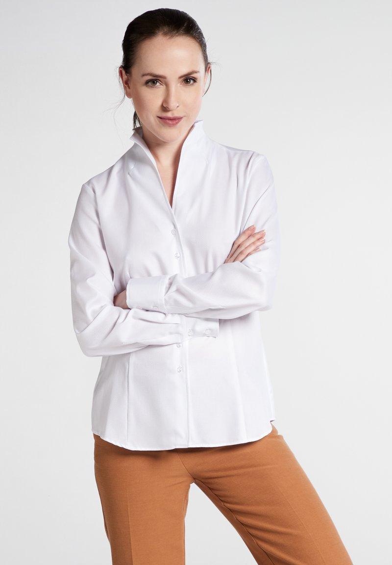 Eterna - Button-down blouse - white