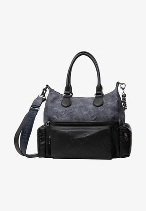 BOLS_OPERA LONDON - Handbag - blue