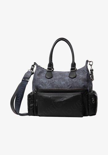 BOLS_OPERA LONDON - Handbag - blue