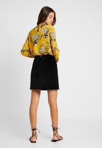 New Look - WELT SKIRT - Falda de tubo - black - 2