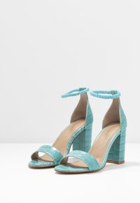 Toral - Korolliset sandaalit - flavio turquesa - 4
