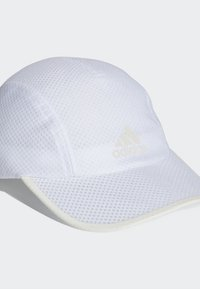 adidas Performance - CLIMACOOL RUNNING CAP - Caps -  white/white reflective - 2
