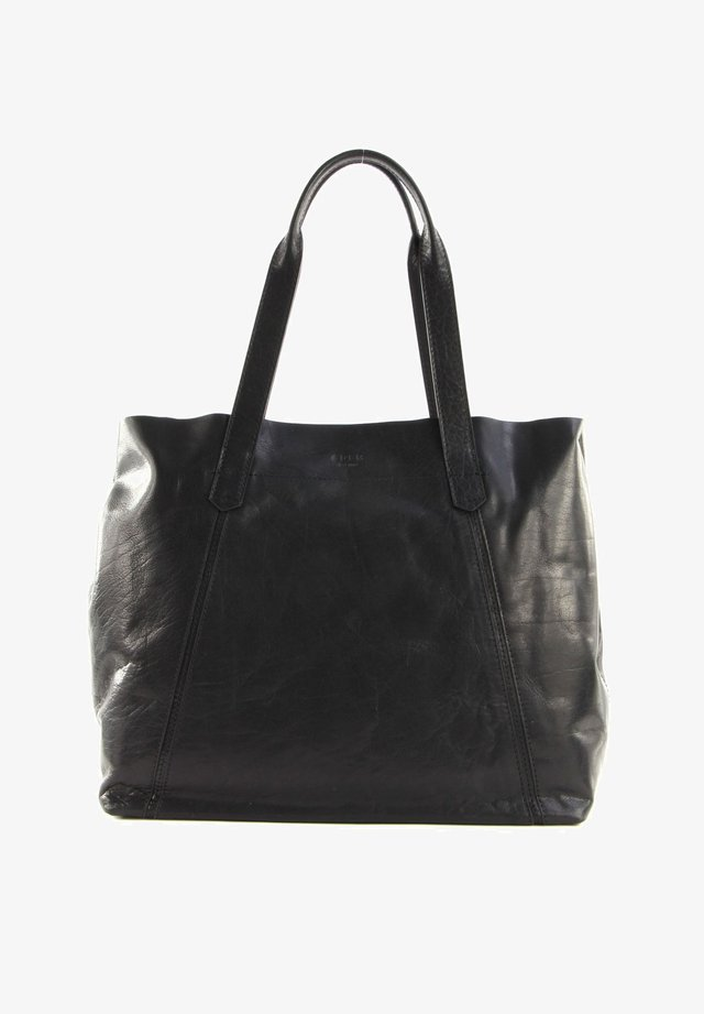 PARIS - Tote bag - black