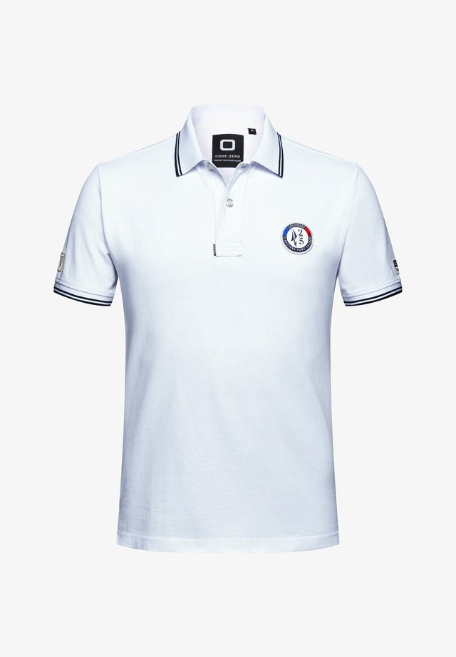 PORT VAUBAN - Polo shirt - white