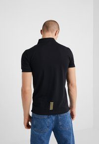 EA7 Emporio Armani - Polo shirt - black - 2