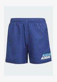 adidas Performance - Swimming shorts - blue - 0