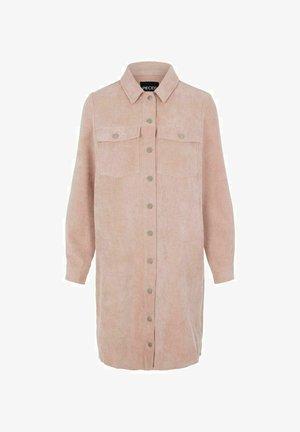 PCEFFI LS - Shirt dress - misty rose