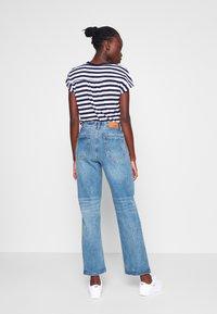 Object Tall - OBJMOJI  - Relaxed fit jeans - medium blue - 2