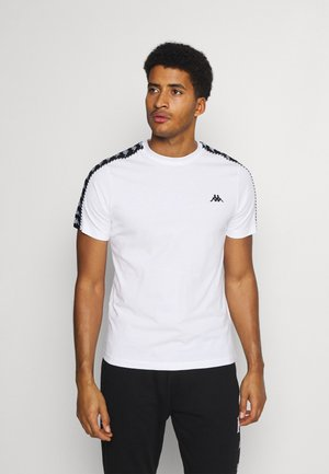 ILYAS - T-shirt con stampa - bright white