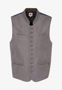 Spieth & Wensky - KARLSTADT - Waistcoat - grey - 4
