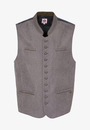 KARLSTADT - Waistcoat - grey