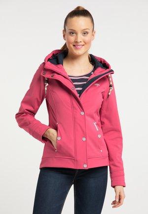 ANORAK - Outdoor jacket - raspberry