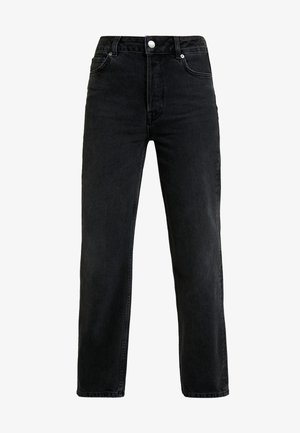 SLFKATE STRAIGHT - Straight leg jeans - grey denim