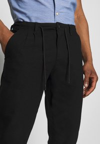 Only & Sons - ONSLEO - Trousers - black - 4