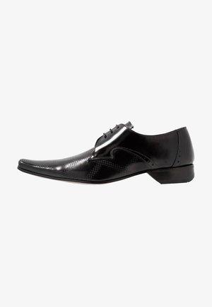 PINO DERBY - Zapatos de vestir - college black