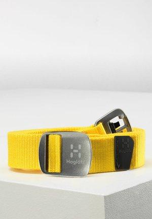 SAREK  - Belt - signal yellow