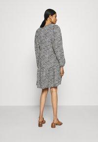 ONLY - ONLZILLE SHORT DRESS - Vestito di maglina - night sky - 2