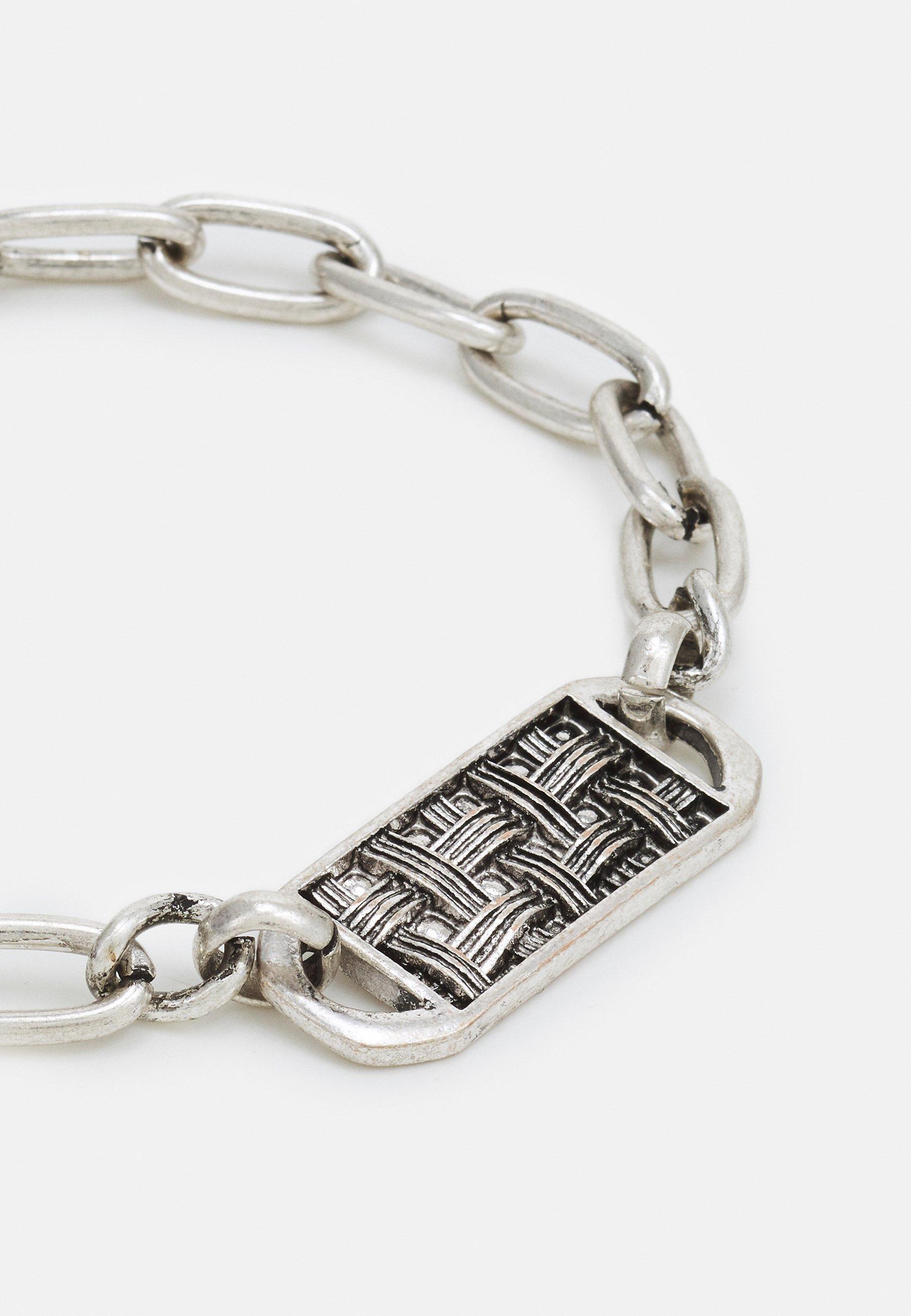 Men TEXTURED BAR BRACELET - Bracelet