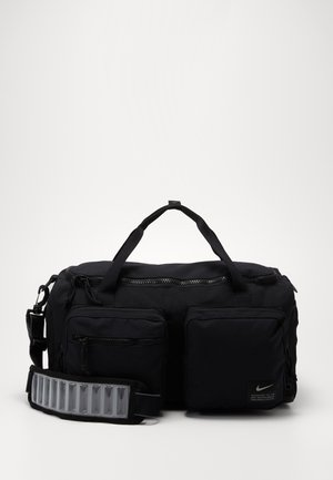 UTILITY POWER DUFF UNISEX - Sports bag - black/enigma stone