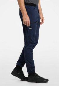 Haglöfs - Trousers - tarn blue - 2